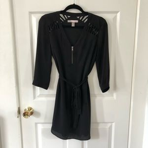 Forever21 dress with cut-outs